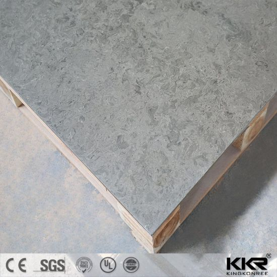 Artificial Marble Corian Solid Surface Sheet For Kitchen Countertops And Bathroom Vanities