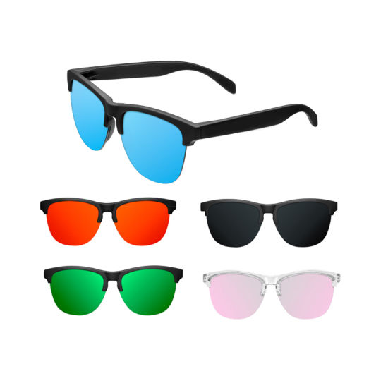 b5892ea704 Men Wholesales Custom Sun Glasses Brand Colorful Promotional Italy Women  Polarized Sunglasses