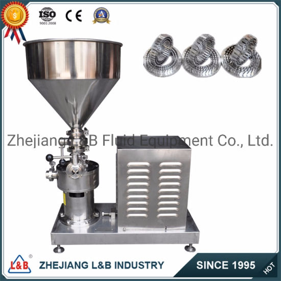 Stainless Steel Water and Powder Mixer for Food and Daily Chemical