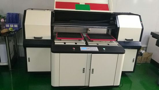 Fd680 Automatic Printing Machine for Silk Pieces Solution