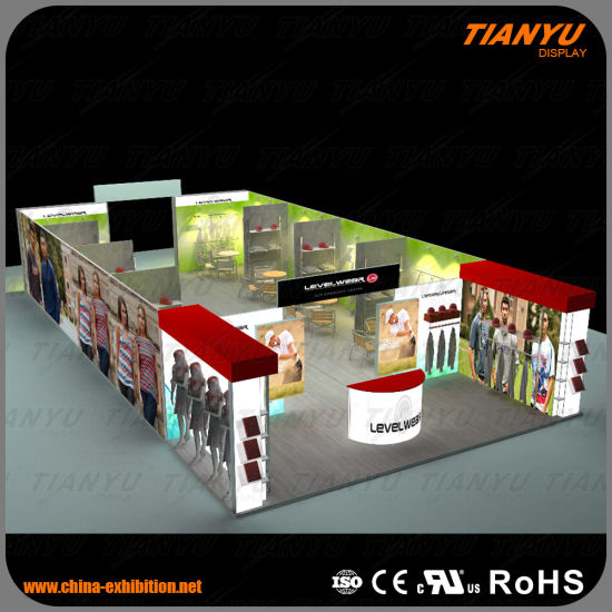 10X20FT Transformable Modular Aluminum Exhibition Booth with Graphic