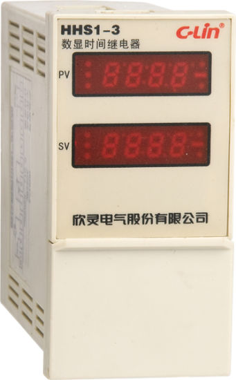 Intelligent Timer Relay (HHS1-3)