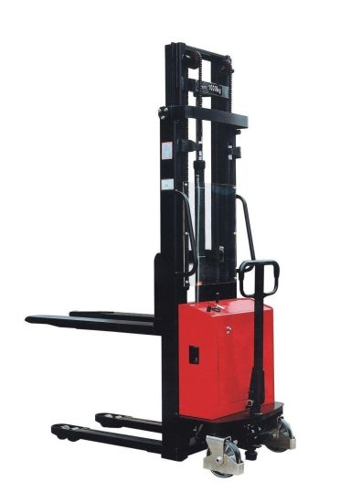 Heavy Duty AC Battery Forklift Truck pictures & photos