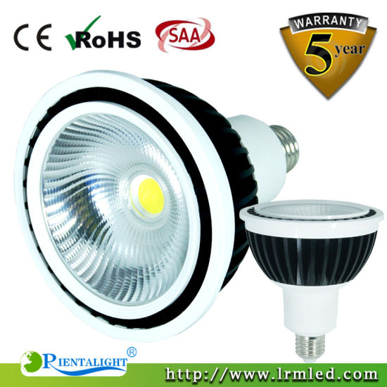 Quality LED Spot Track Lamp Bulb 15W LED PAR38 Light pictures & photos