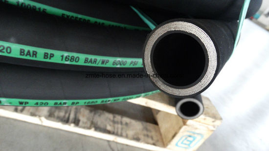 High Pressure Hose - Rubber Hydraulic Hose pictures & photos