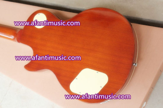 Mahogany Body & Neck/ Afanti Standard Electric Guitar (SDD-250) pictures & photos