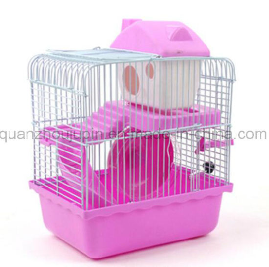 Custom Hot Sale Pet House Hamster Cage pictures & photos