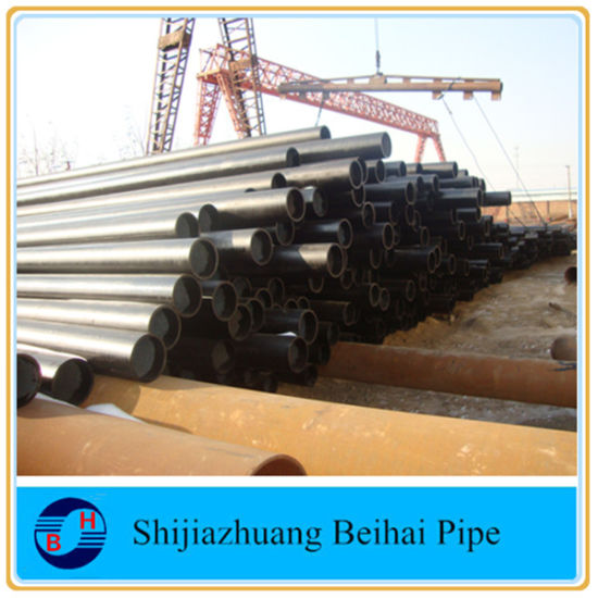 API 5L X52 Psl2 Saw Carbon Steel Pipe Sch30 pictures & photos