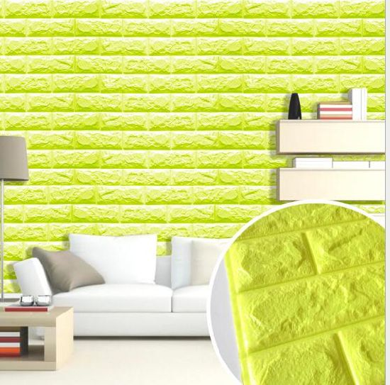 China Korean Style DIY Decoration Wall Panel/Paper/Sticker - China ...