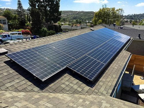 10kw Home or Small Business Use Solar PV System Solar Product