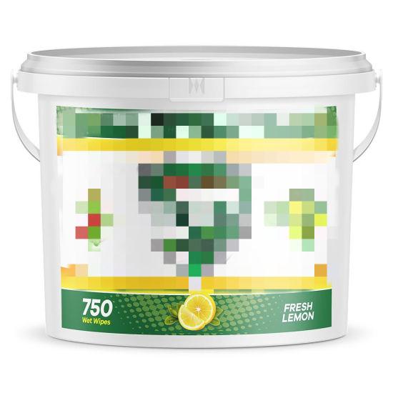 Premium High-Quality Antibacterial Wet Wipes - 900 Count Bucket
