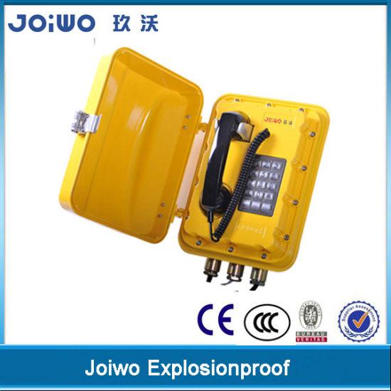 Public Address Communication System IP66 Explosion Proof Telephone