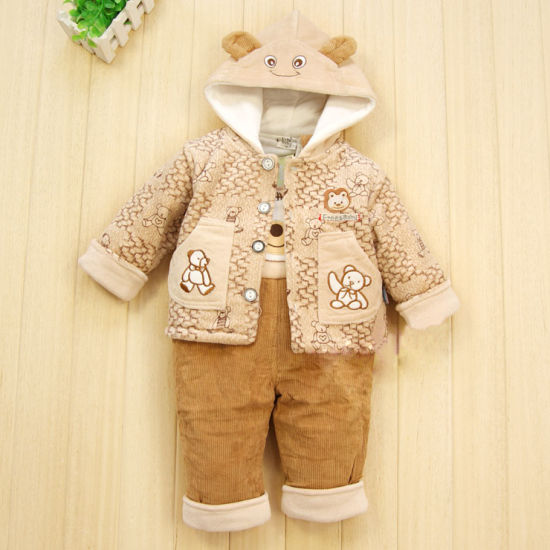 2020 Hot Sale Manufacturer Baby Clothes Cotton Baby Clothing Sets pictures & photos