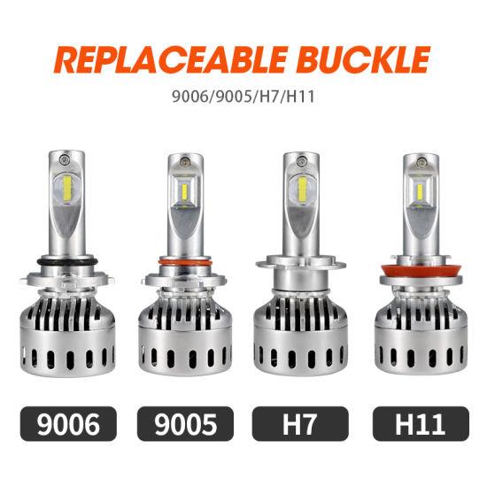 China Super Bright 12000 Lm LED Car Headlight Bulbs for 9005