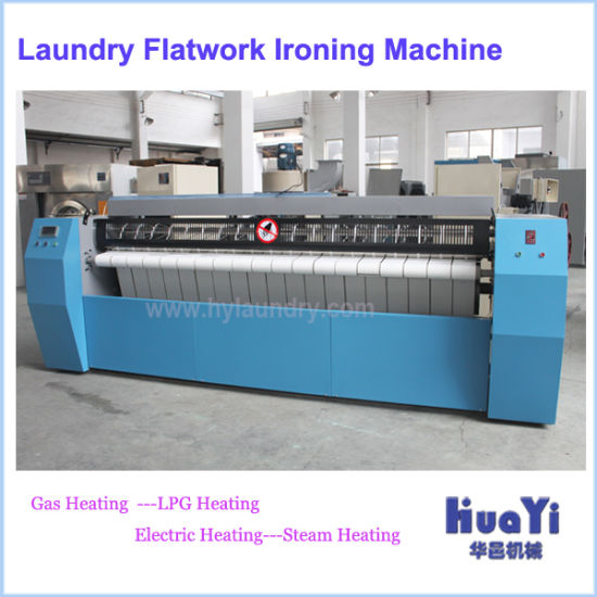 Commercial Laundry Ironing Equipment