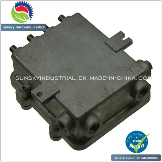Outdoor TV Die Casting Cable Case (AL12118) pictures & photos
