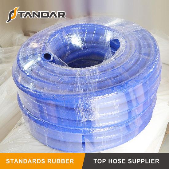 Pressure Flexible Silicone Rubber Hose for Auto Parts
