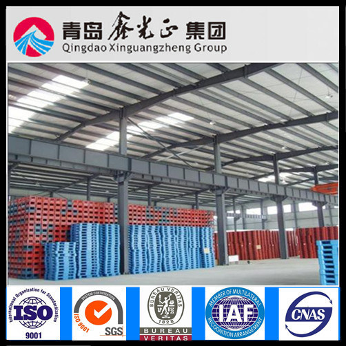 Efficient Construction Steel Structure Warehouse (SS-336)