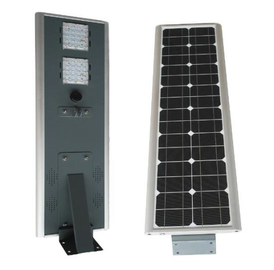 Integrated Solar Street Light 20W 30W 40W (technology support) pictures & photos