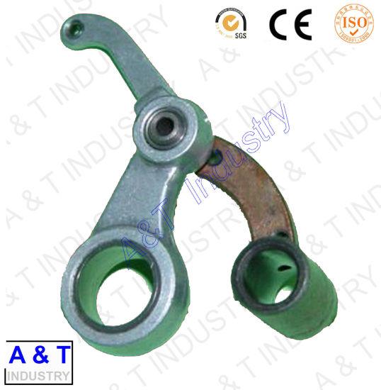 CNC Precision Textile Parts Industrial Sewing Machine Parts