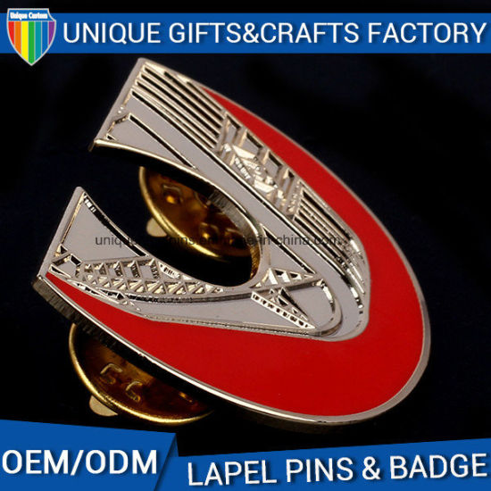 china factory high quality custom iron lapel pin for promotional