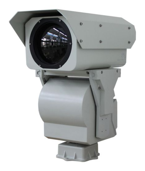 10X Zoom Lens PTZ Thermal Camera for Security