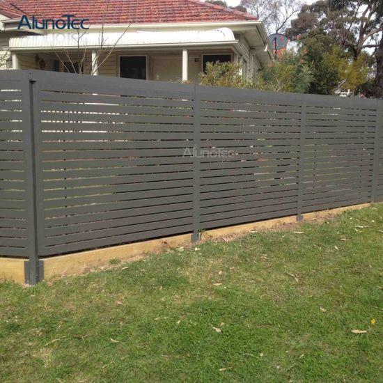 Screen Fencing