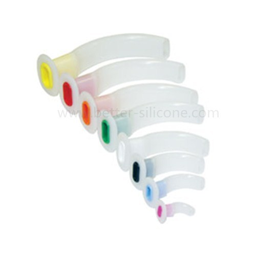 Color Coded Medical Consumables Guedel Type Oral Pharyngeal Airway pictures & photos