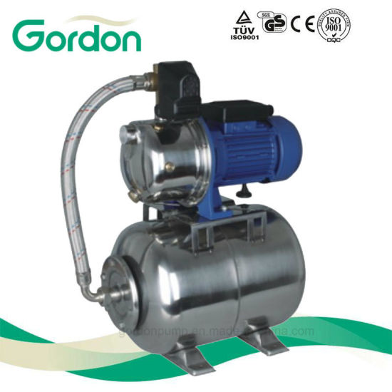 Copper Wire Self-Priming Jet Water Pump with Brass Valve pictures & photos