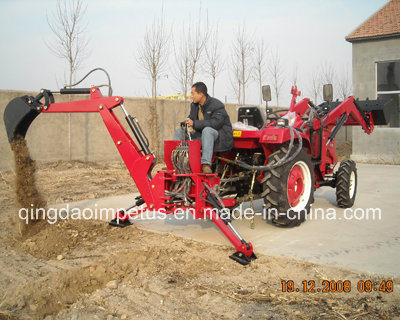 China Tractor 3 Point Towable Backhoe Attachment for Sale