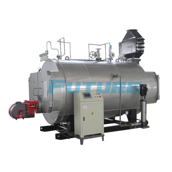 China Industrial Oil and Gas Boiler - China Gas Boiler, Gas Steam Boiler