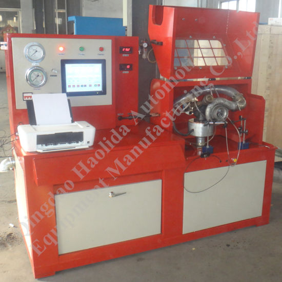 Turbocharger Test Bench for Testing Turbo Lubrication pictures & photos