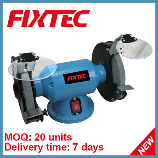 Terrific 350W 200Mm Mini Bench Grinder Bench Grinder Polisher Fbg20001 Squirreltailoven Fun Painted Chair Ideas Images Squirreltailovenorg