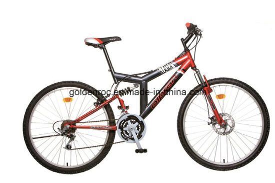 "26"" Steel Frame Mountain Bike (2605)"