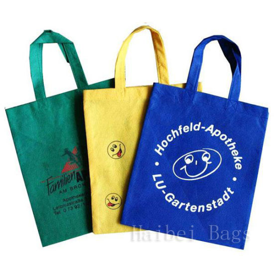 Non-Woven Advertising Bag (hbnb-529) pictures & photos
