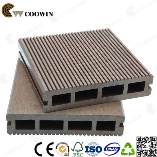 Building Material Wood Plastic for Composite Decking Flooring pictures & photos