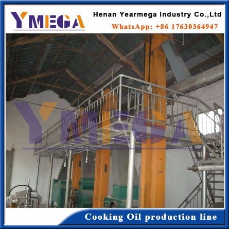 Top Quality Small and Large Complete Oil Production Plant pictures & photos