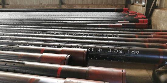 API-5CT Steel Water Well Oil Casing Pipe (H40, J55, K55, N80, C75, L80, C90, C95, P110, Q125)