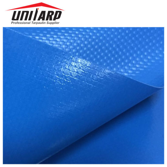 1000d Popular PVC Coated Tarpaulin for Middle East Markets