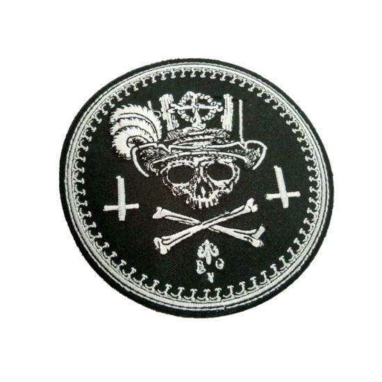 100% Embroidery Emblem Patch for Collection Gifts (YB-pH-76) pictures & photos