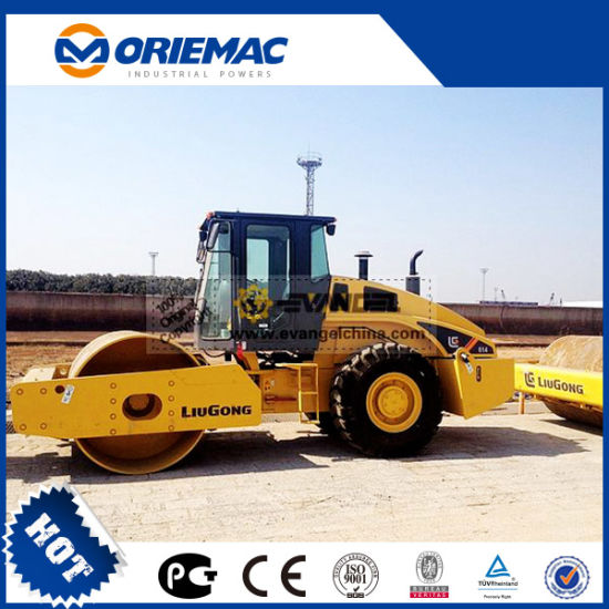 14 Ton Mechanical Vibratory Road Roller Clg614 pictures & photos
