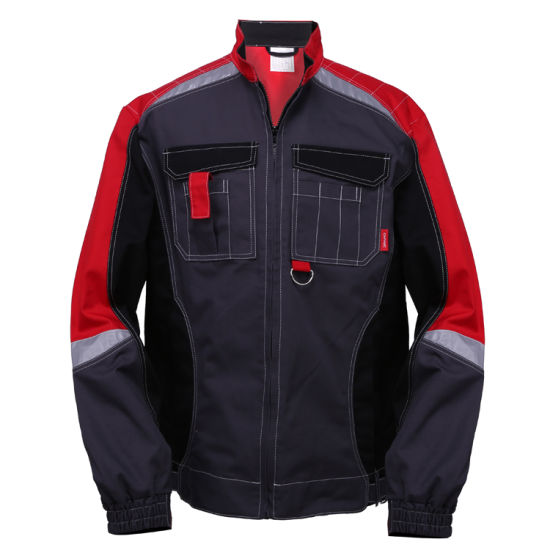 Industry Auto-Repair Workwear Construction Uniforms Jacket