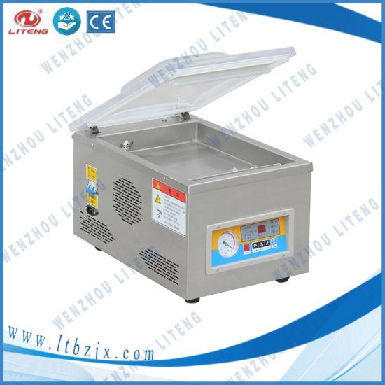 DZ-260/PD Small Food Vacuum Packing Machine Chamber Sealer pictures & photos