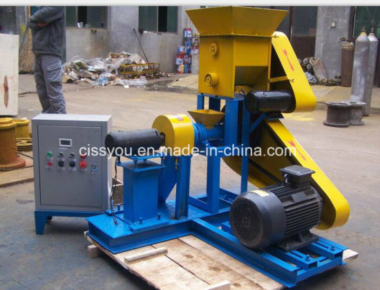 Sell Snack Food Extruder Corn Puffed Rice Making Extruder Machine pictures & photos