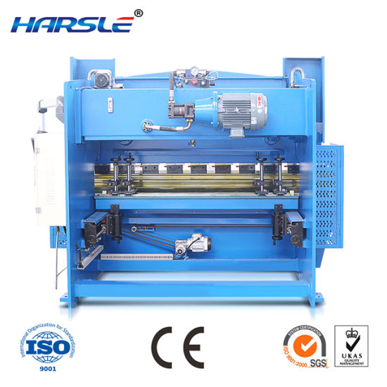 WC67K-40t/2500 Hydraulic Press Brake in High Quality pictures & photos