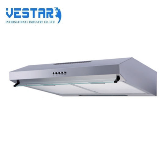 Hot Sales Kitchen Silm Range Hood Aluminum Cassette Filter pictures & photos
