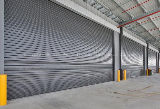 Professional Manufacturer and Supplier for High Quaity Roller Shutter Door Garage Door