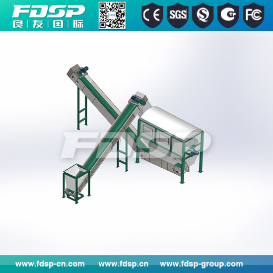Wood Pellet Production Line with Best After-Sale Service pictures & photos