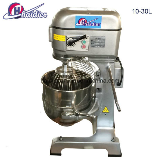 Wholesale Bakery Equipment High Speed 20L Powder Mixer