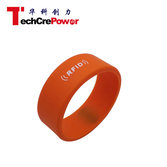 China Customized Waterproof NFC Silicone RFID Ultralight
